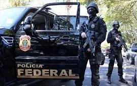 31/08/2020: Brasil: realizan un megaoperativo contra una poderosa banda delictiva