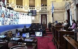31/08/2020: El Senado celebra diez sesiones remotas ante los reclamos de la oposición