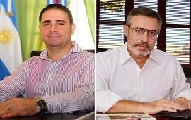 02/08/2021: Intendentes en campaña: Davico pidió licencia, Larrarte no la tomará