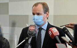 02/08/2021: Bordet valoró el reconocimiento presidencial a la campaña de vacunación en Entre Ríos