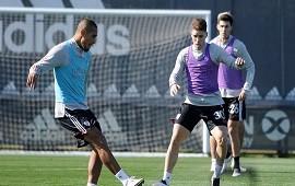 03/08/2021: Gallardo define el equipo para enfrentar a Boca y solo tiene una duda: ¿Carrascal o Paradela?