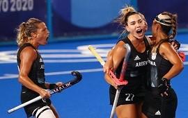 04/08/2021: Juegos Olímpicos Tokio 2020: Las Leonas van por el oro