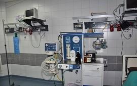 17/08/2021: El hospital Masvernat puso nuevamente en funcionamiento una sala del quirófano