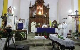 21/08/2021: Dos ciudades despiden a un religioso: lo encontraron sin vida, tras su alta de Covid