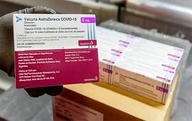 24/08/2021: Entre Ríos recibirá más de 12 mil nuevas dosis de la vacuna AstraZeneca