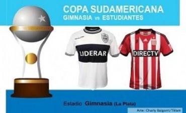 Copa Sudamericana Gimnasia y Estudiantes abren una llave de alto riesgo