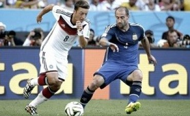 debut de Martino La Selección, sin Messi, se mide con Alemania en el inicio de la era Martino