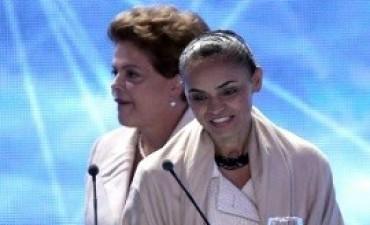 elecciones en Brasil Rousseff aumenta la intención de voto y se frena el respaldo a Silva, según una encuesta