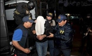 """Condenaron a 23 años de prisión al narco """"Mameluco"""