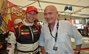 Meyer presentó el FIA Rallycross Argentina 2014