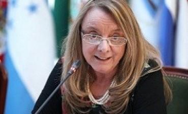 Alicia Kirchner aseguró que la prioridad de Cristina es siempre la inclusión social de los argentinos