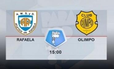 Atlético Rafaela, de buen momento, recibe a Olimpo