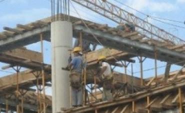 La construcción creció un 12,7% en julio