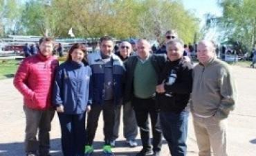 El canotaje nacional vibró en Paraná