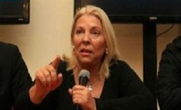 Carrió criticó a la Corte por el rechazo de hacer públicas las declaraciones juradas de bienes