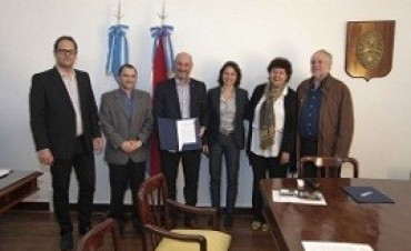 La provincia y UPCN implementarán acciones para mejorar el abordaje de los cuidados paliativos