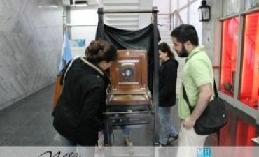 Miradas Cercanas, difusión de artefactos fotográficos