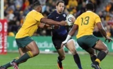 Los Pumas fueron claramente superados por Australia en Perth