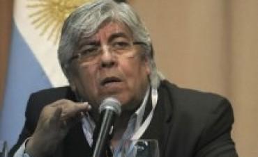 Moyano desafió al Gobierno por las paritarias: