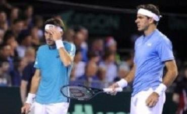 Copa Davis: Argentina cayó en el dobles y mañana buscará el punto que la lleve a la final
