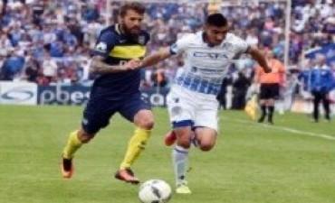 Boca no lo definió y termino empatando con Godoy Cruz en Mendoza