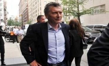 Macri se prepara para iniciar mañana su primera participación en la ONU
