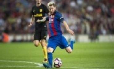 Messi, lesionado queda afuera de los próximos partidos de Eliminatorias