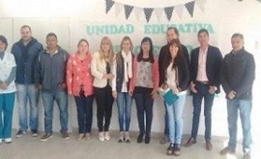 Se creará una nueva unidad educativa de nivel inicial en San Jaime de la Frontera