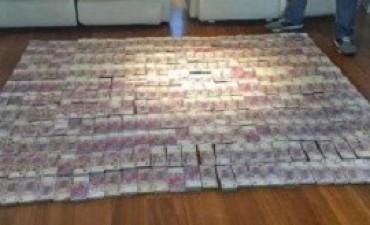 Una asesora de Carrió dijo que hay sospechas de que el dinero encontrado al empresario Tomeo