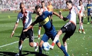 02/09/2017: Superclásico amistoso: River y Boca se miden en San Juan por la Copa BBVA