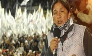 09/09/2017: Milagro Sala afirmó que si queda libre quiere