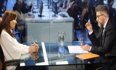14/09/2017: Las frases más contundentes de Cristina Kirchner con Luis Novaresio