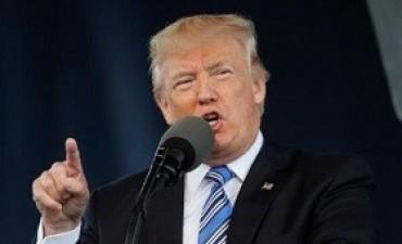 15/09/2017: Trump calificó como