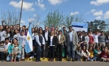 15/09/2017: Bordet ratificó el compromiso del Estado con las escuelas rurales