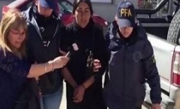 18/09/2017: Maldonado: allanan la comunidad mapuche Resistencia en Cushamen y detienen a una mujer mapuche