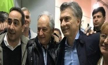 21/09/2017: Fuera de agenda Macri visitó el club 25 de Mayo en Morón
