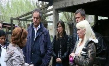 23/09/2017: Scioli abogó para que el peronismo encabece