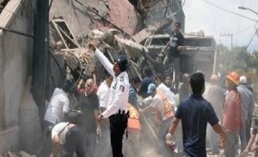 23/09/2017: Un argentino falleció tras el terremoto en el Distrito Federal