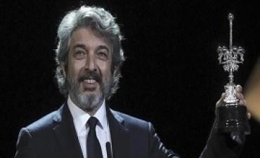 27/09/2017: Ricardo Darín recibió el Premio Donostia en España