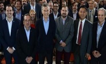 """27/09/2017: Ante empresarios, Macri dijo que """"la economía ya arrancó"""" y que la inflación"""