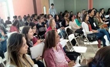 27/09/2017: Jóvenes estudiantes continúan capacitándose en la provincia de Entre Rios