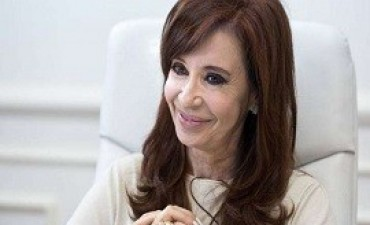 27/09/2017: Cristina Kirchner: