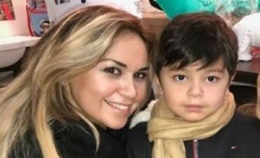 30/09/2017: Internaron al hijo de Verónica Ojeda y Diego Maradona