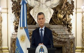 03/08/2018: Macri anunció reducción ministerial, retenciones y fin del gradualismo: