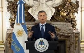 03/09/2018: Macri anunció más impuestos a exportaciones, reducción de ministerios y refuerzo a planes sociales