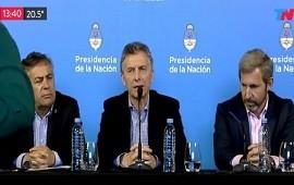 07/09/2018: Macri en conferencia: