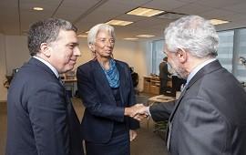 08/09/2018: El FMI anticiparía 15.000 millones de dólares tras el nuevo acuerdo