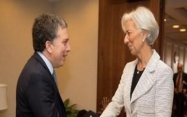17/09/2018: El FMI confirmó