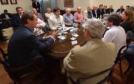 25/09/2018: Bordet ratificó la decisión de exceptuar del pago de Ingresos Brutos al sector primario e industrial