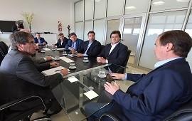 25/09/2018: Destacan el compromiso de Bordet en la distribución de obras para toda la provincia